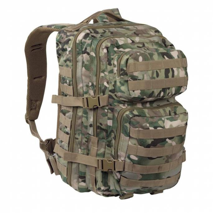 US Assault Pack Large Multitarn