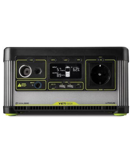 GoalZero Yeti 500 X Solar Generator