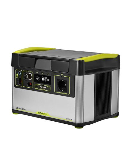 GoalZero Yeti 1500 X Lithium Solar Generator