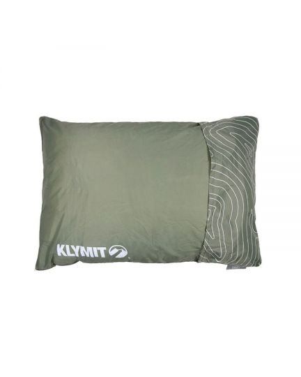 Klymit Drift Camping Pillow- Green Large