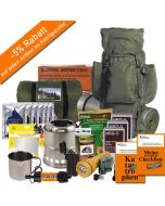 Bug out Bag 72h Konfigurator