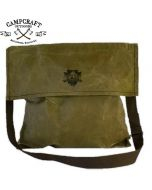 Campcraft Waxed Haversack XL