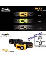Fenix HL22 LED Stirnlampe Grau