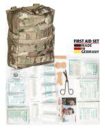 Erste Hilfe - FIRST AID SET LEINA PRO.43-TLG.LG Multicam
