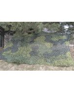 Tarnnetz, 3 x 6 m, oliv