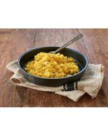 TnE Huhn mit Curryreis (100g=3,75€)