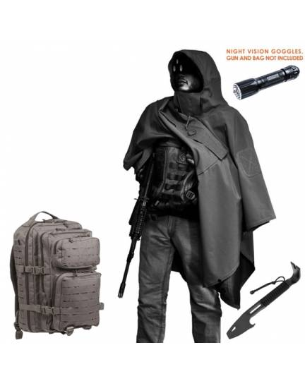 Tactical Prepper Pack Konfigurator