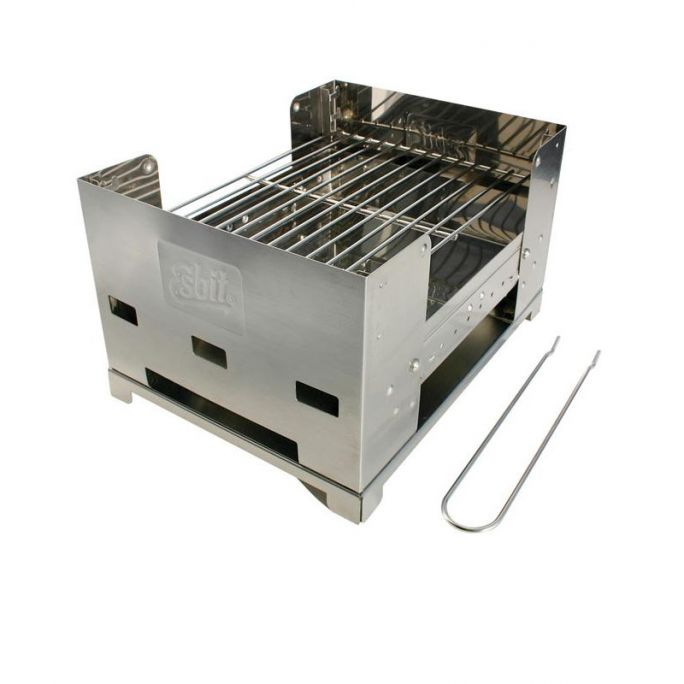 Esbit Grill groß BBQ Box