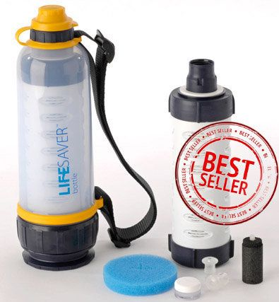 LIFESAVER Bottle 4000UF