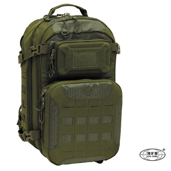 Rucksack Operation I 30 Liter oliv