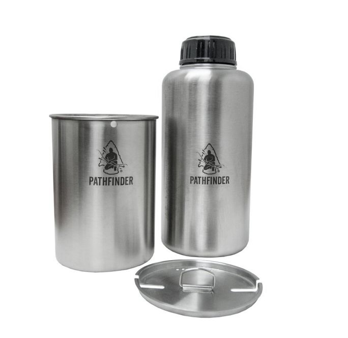 Pathfinder Bottle und Cup Set 64oz