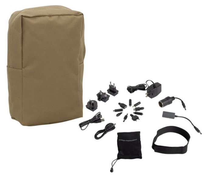 powertraveller accessory kit