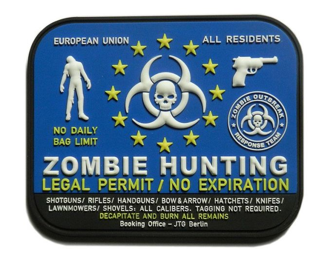 Zombie Hunting Patch