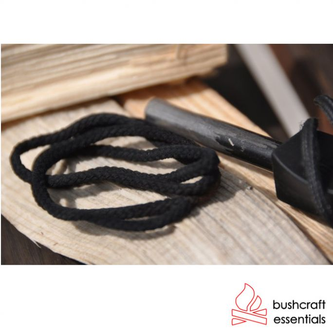 Bushcraft Essentials Zunderschnur 50cm