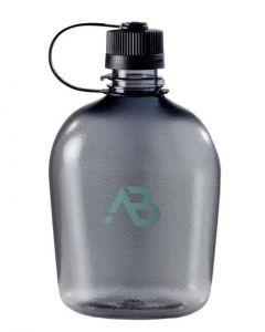AB US Feldflasche GEN II 1 Liter Schwarz