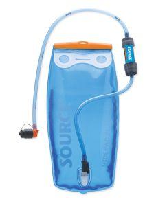 Source Widepac Trinksystem + Sawyer Wasserfilter