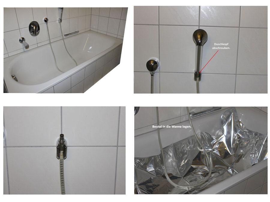 Unser Wasserbeutel bei fluchtrucksack.de